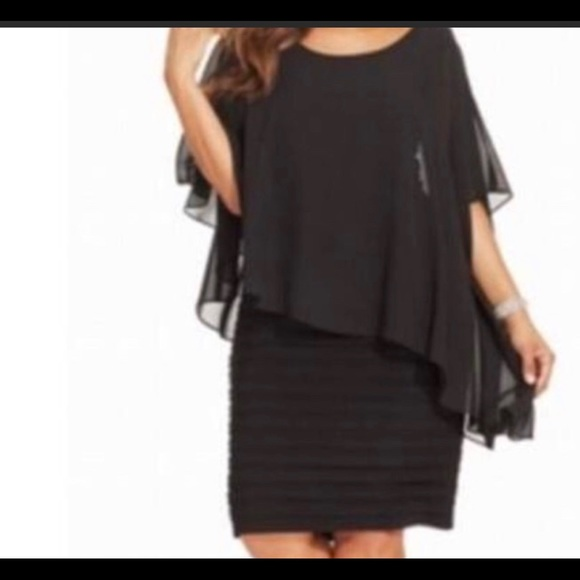 Plus size Betsy & Adam Dress 18W